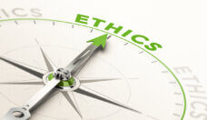 code of Ethics template